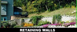 La Crosse Wisconsin Retaining Wall Specialists Inc